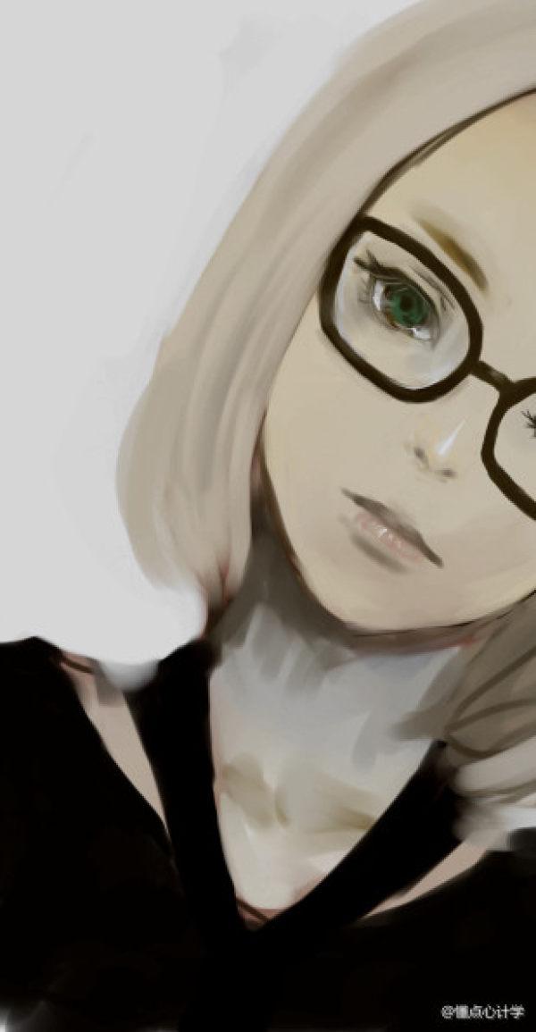Картинки на аву арты аниме