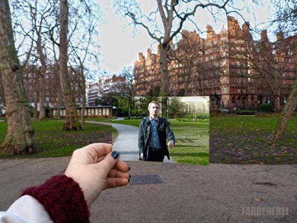 相册集:我来到你的城市  走过你来时的路