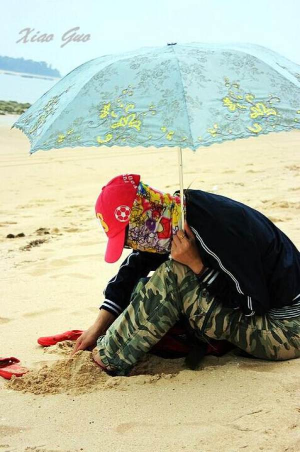 中國女人為什麼不愛穿比基尼?