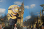 巨型小黄人袭击地球 首届小黄人PS摄影大赛