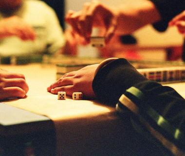 从麻将桌上测出你的职业升迁