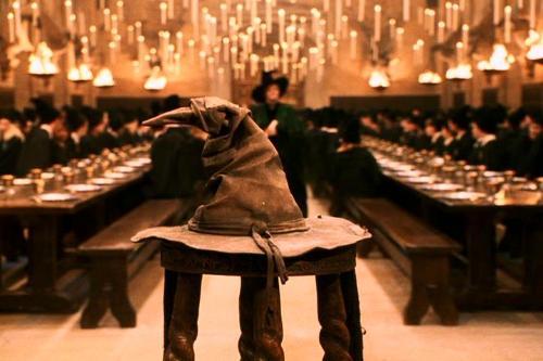 测你属于霍格沃兹魔法学校的哪个学院