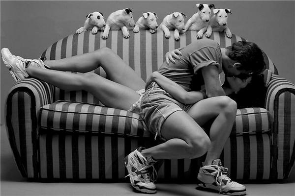 接吻能力大测试
