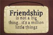测朋友在你心中占据多少份量?