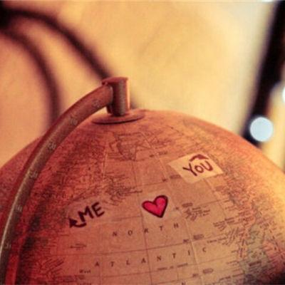 测你离恋人多远才幸福?