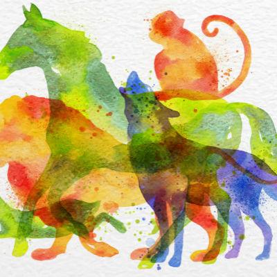 潜意识里你是哪种神话动物?