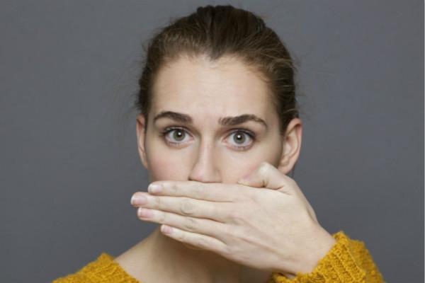 测你谈话的弱点是什么?